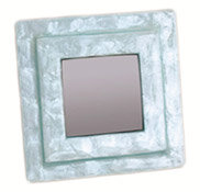 Capiz Solid Square Picture Frame