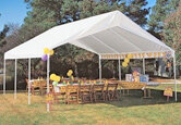 Essentials for an Outdoor Kids' Party