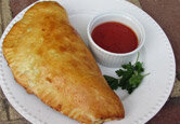 Simple and Quick Calzones