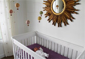 A Sweet and Sophisticated Nursery