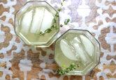Lemon Thyme Wine Spritzer