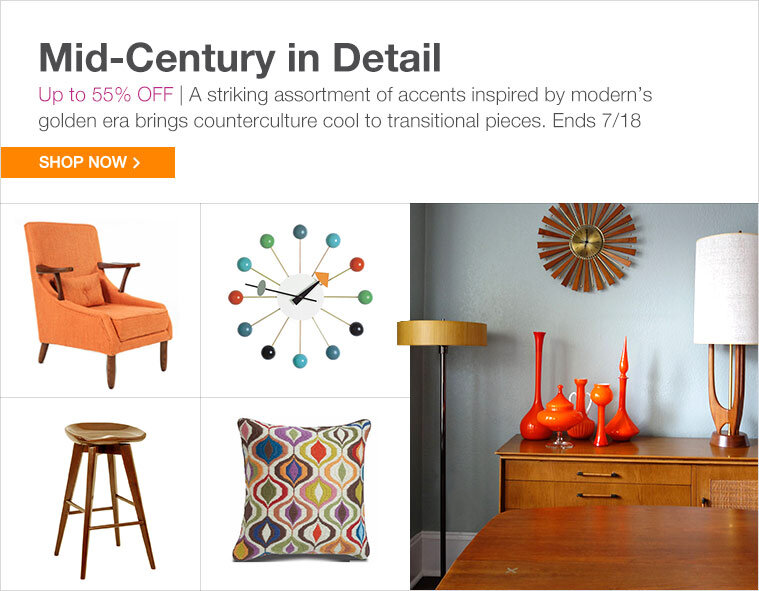 Mid-Century in Detail
