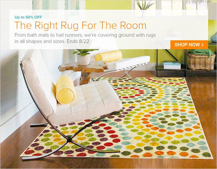 Right Rug for Room