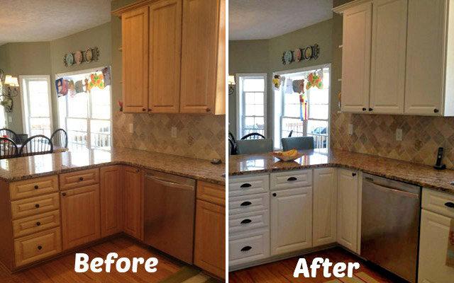 Kitchen Cabinet Makeover Wayfair