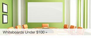 Whiteboards Under $100