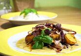 Glutenfrei lecker: Veganes Kartoffel-Curry