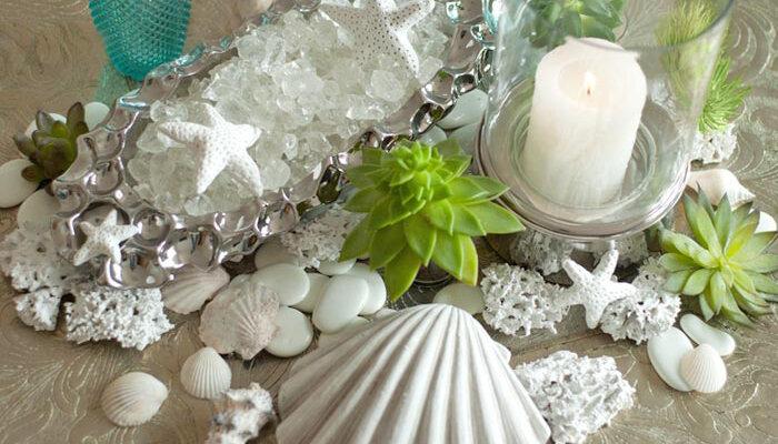 diy korallen als tischdeko freeform de wayfair. Black Bedroom Furniture Sets. Home Design Ideas