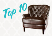 Top 10 Leather Club Chairs