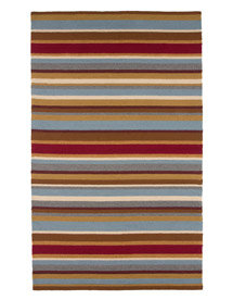 stripe rug