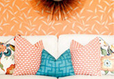 How to Mix Patterns in Home Decor