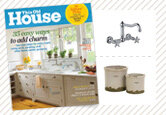 Charming Kitchen Details from the April 2013 Issue