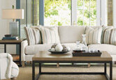 Decorating a Casual, Neutral Living Room