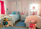 Kids' Bedroom Decorating Ideas