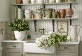 The Perfect Potting Shed