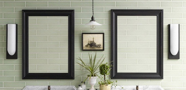 Wall sconce guide