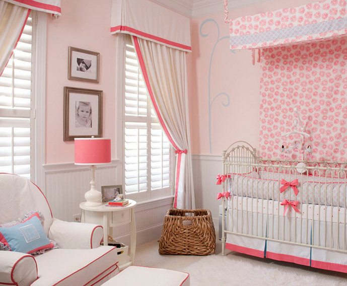 Girl Nursery Decorating Ideas - Inspired By... | Wayfair