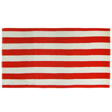 stripe towel