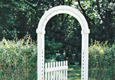Build It or Buy It: Garden Arbor