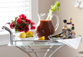 Outfit Your Bar Cart