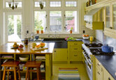 Kitchen: Period-Style with Up-to-Date Function