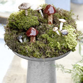 mushroom centerpiece