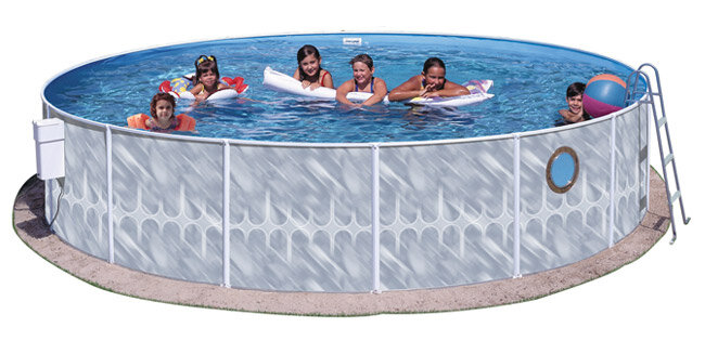 Above ground pool buying guide wayfair for Above ground pool buying guide