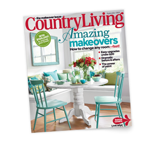 august 2013 country living cover