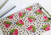 DIY Fabric Clipboards