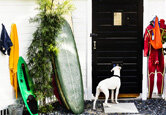 House Tour: Chic Family Beach Cottage