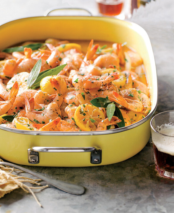 beer shrimp
