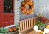 Fall Curb Appeal Under $100