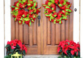 Decorate a Festive Front Door