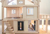 Gift Idea! Customized Dollhouse