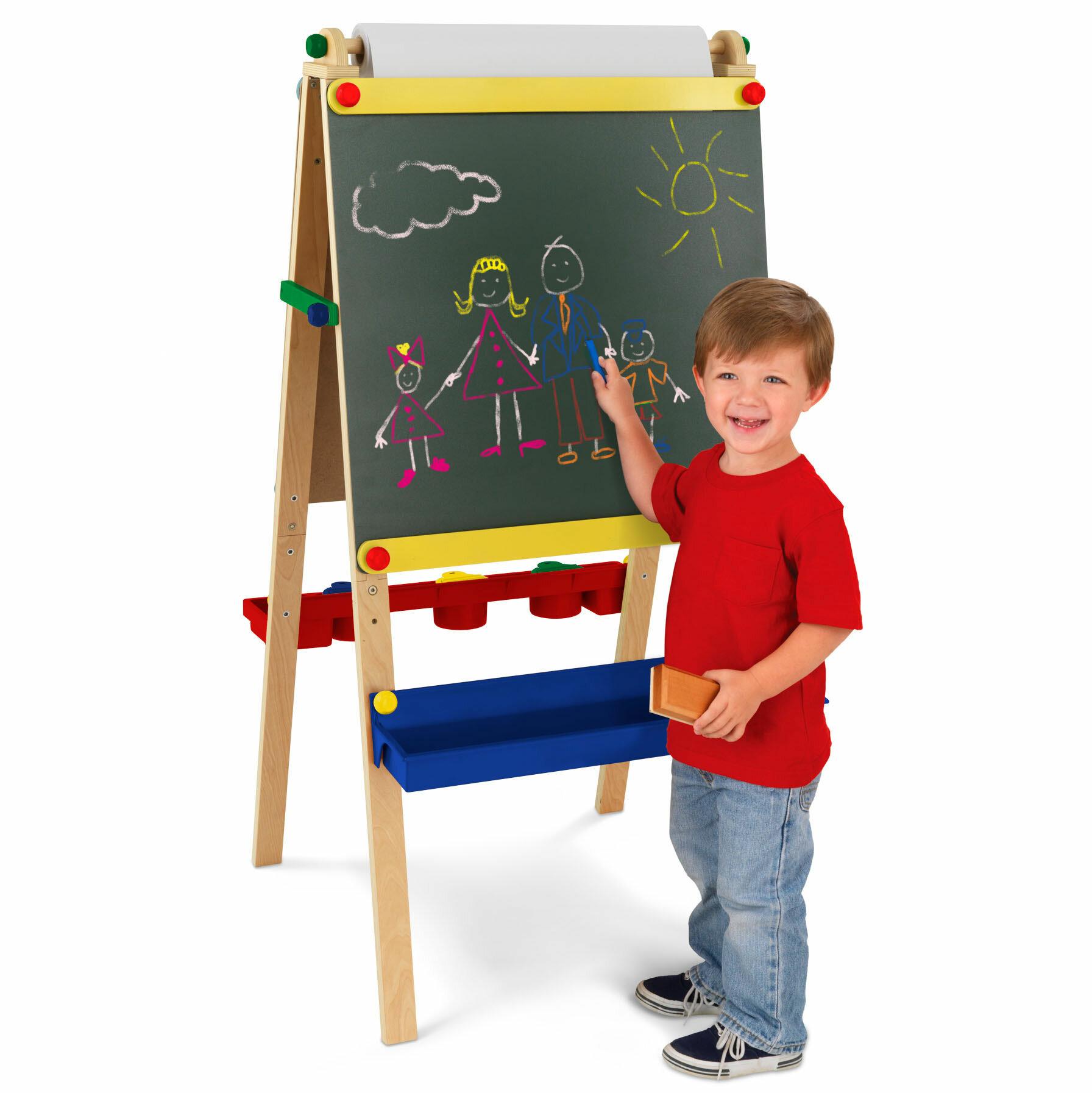 toddler art desk with storage. Black Bedroom Furniture Sets. Home Design Ideas