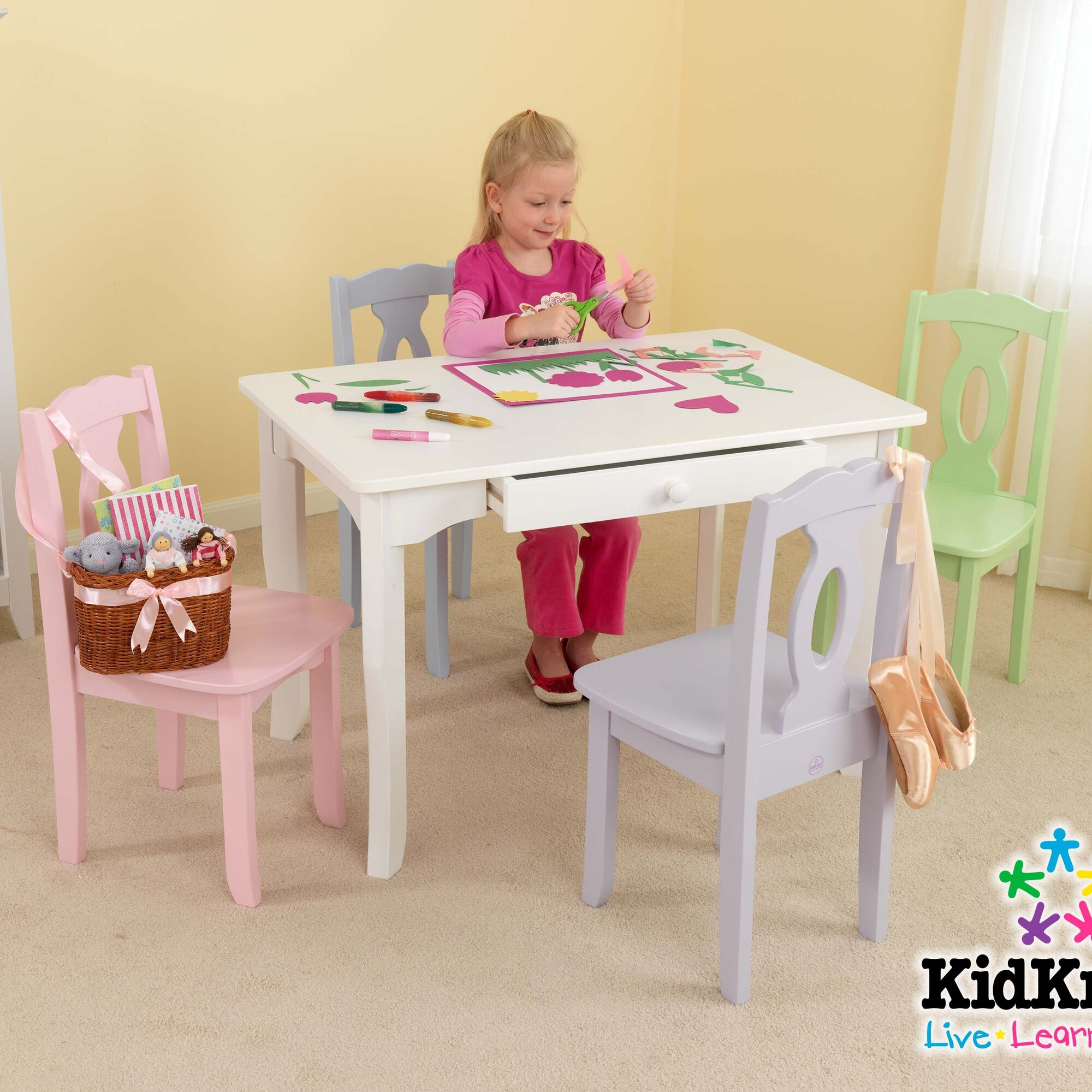 Childrens Table And Chair Sets WebNuggetzcom