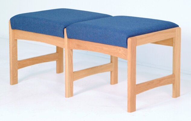 reception seating benches Wooden Mallet