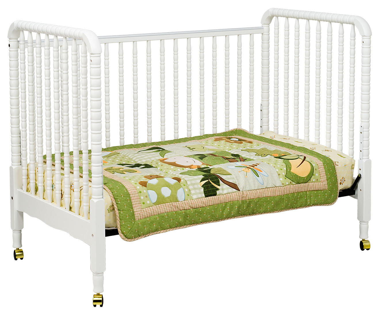 Jenny Lind Crib To Toddler Bed