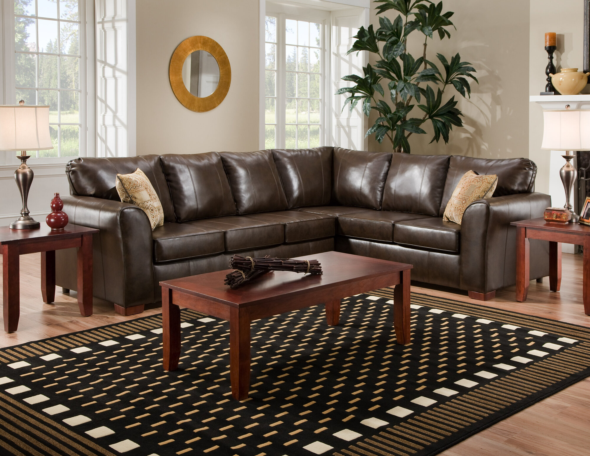 Ezcreditwarehouse Bad Credit American Furniture Bentley Sectional