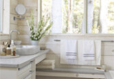 Room Gallery: Bright Bathrooms