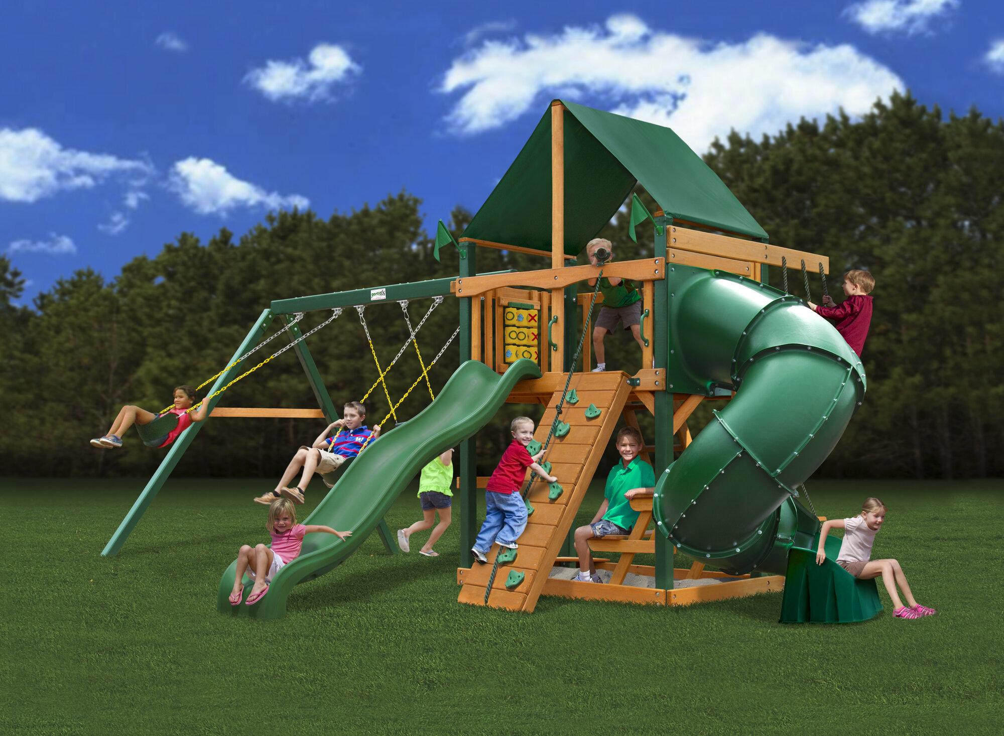 preschool playsets preschool swing set playground outdoor exercise 133