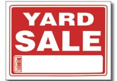 21 Tips & Picks for a Successful Yard Sale