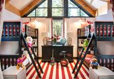 Playful Kids' Bedroom