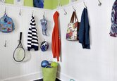 Essentials for a Mudroom