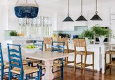 House Tour: A Vibrant Waterfront Home