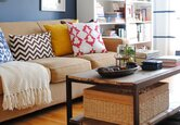 Decorate an Informal Family Room