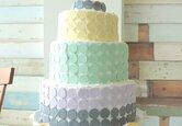 DIY Wedding Cake: Candy Wafer Wedding Cake