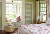 Colorful Traditional Bedrooms