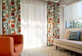 How to Layer Window Treatments