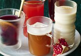 Food & Drink: Holiday Drinks that Dazzle