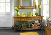 Workspace: A Vibrant Potting Shed